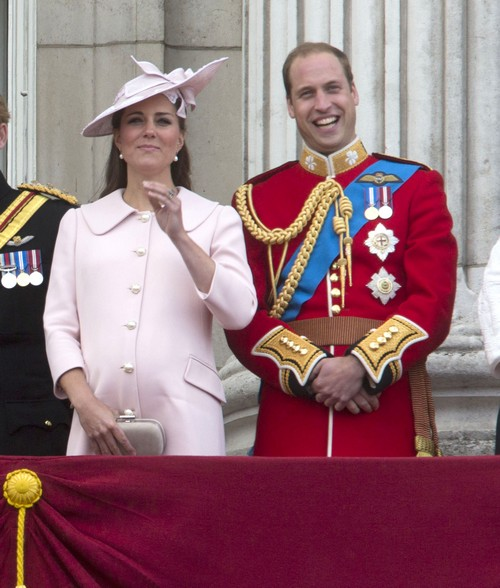 Kate Middleton and Prince Williams Child Will Be Named After Princess Diana