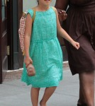 Meg Ryan Out With Her Daughter In NYC