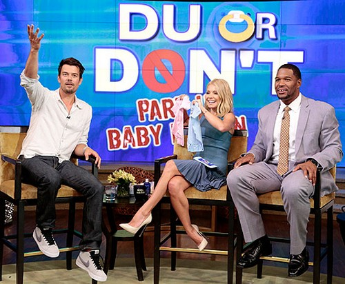 Fergie and Josh Duhamel Having A Baby Boy – Confirmed (VIDEO)
