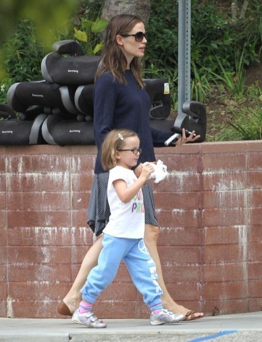 Is Jennifer Garner Hiding a Baby Bump?