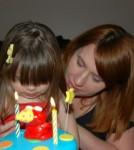 Ava's Sesame Street Party