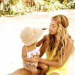 Beyonce Shares Sweet Shots Of Her and Blue Ivy On Vacation