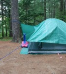 Camping Ava - Rollins Pond