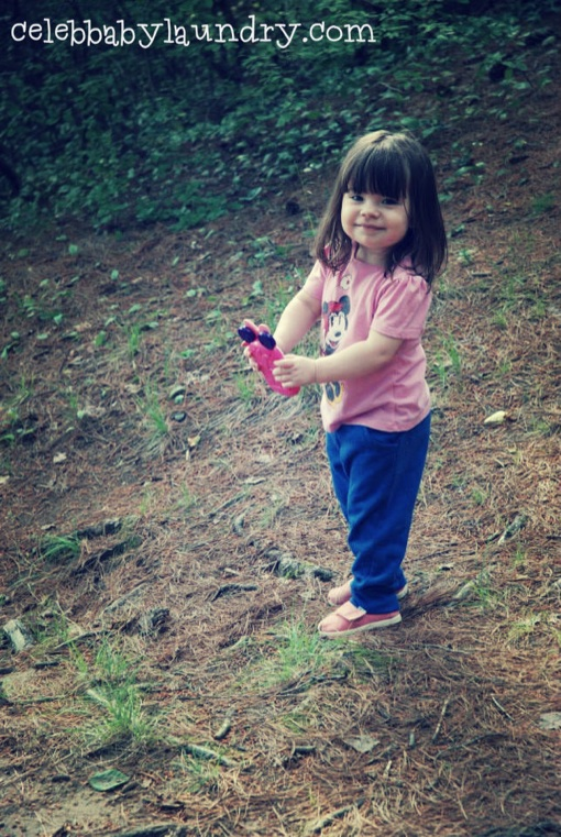 Family Vacation: Camping With a Toddler