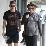 Evan Rachel Wood's Retro Pregnancy
