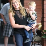 Hilary Duff: Devoted Babies First Mama