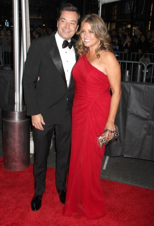 Jimmy Fallon Names Newborn Daughter Winnie Rose