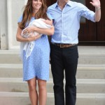Prince William & Kate Middleton Name Newborn Son George Alexander Louis