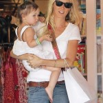 Kimberly Stewart & Delilah Go Toy Shopping