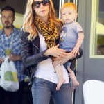 Kristin Cavallari & Camden Enjoy Lunch With Friends