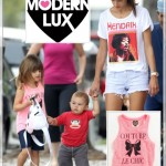 Alessandra Ambrosio's Daughter Anja Wears Modern Lux