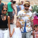 Nicole Richie Vacations In Saint Tropez With Family