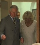 Prince Charles at the Hospital to Visit Grandson