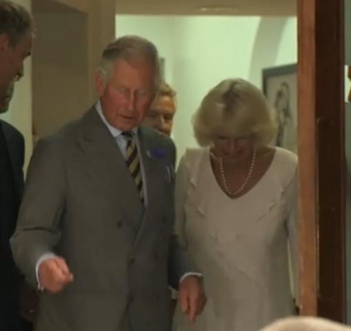 Kate Middleton & Prince William Debut Their Newborn Son