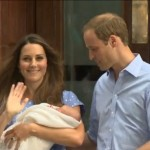 Kate Middleton & Prince William Debut Their Newborn Son