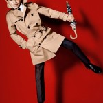 Romeo Beckham's Burberry Ad Campaign Helped Burberry's 13% Increase In Sales