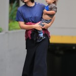 Shannyn Sossamon: Day Out With Mortimer In Vancouver