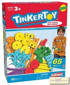 Tinker-toy-65-piece-set