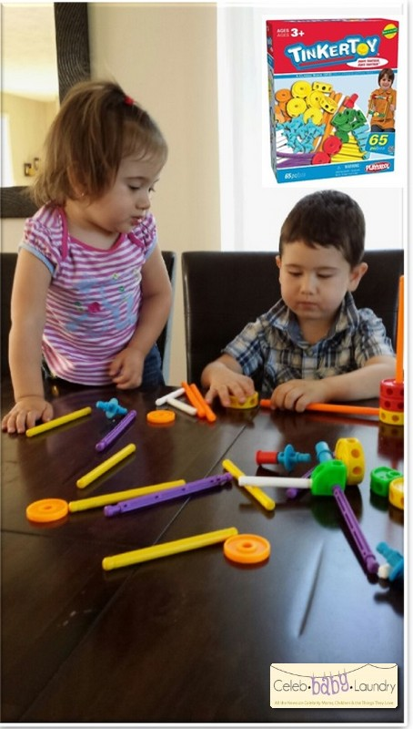 Review: Tinkertoy 65 Piece Essentials Value Set