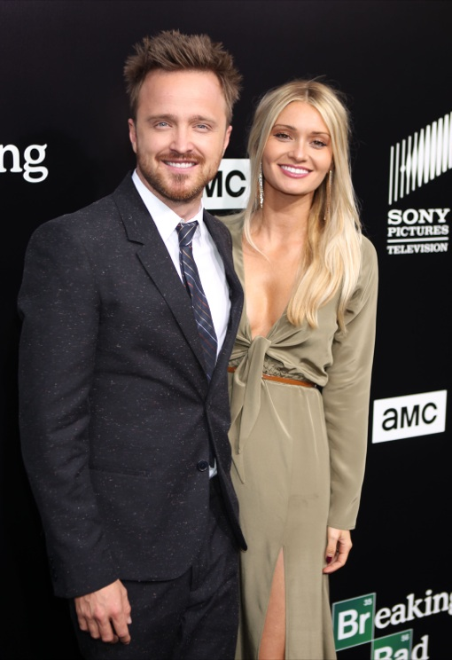 Aaron Paul Wants Kids
