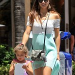 Adriana Lima: Miami Lunch With Her Girls