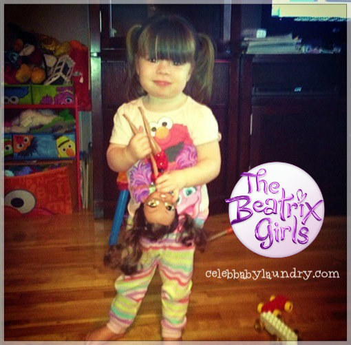Giveaway & Review: The Beatrix Girls