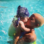 Amber Rose Shares Sweet Summer Shots of Sebastian