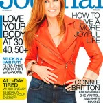 "Connie Britton: ""I Didn't Think I'd Have a Baby On My Own"""