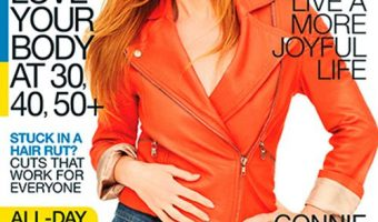 Connie Britton Ladies Home Journal