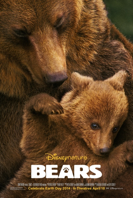 Family Movies We're Excited About: Disney Nature's Bears