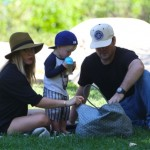 Hilary Duff: Bonding Day With her Boys
