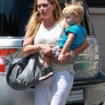 Hilary Duff & Luca: Mommy-Son Day