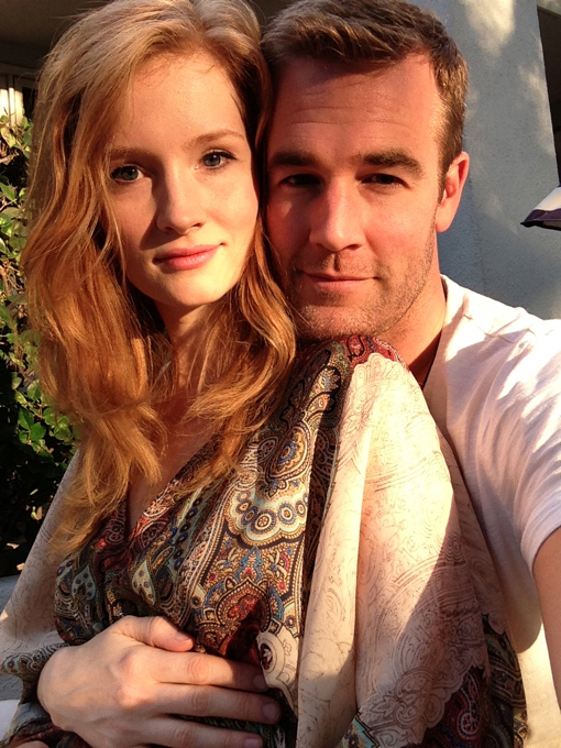 James Van Der Beek & Wife Kimberly Expecting Baby No. 3