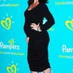 Jennifer Love Hewitt Shows Off Her Bump at Pampers Event