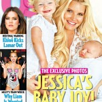 Jessica Simpson Debuts Son Ace Knute Johnson