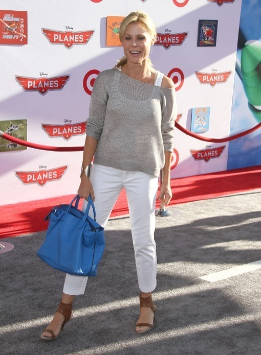 Julie Bowen: Being Your kids' Best Friend is Not Always The Best Parenting Choice