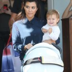 Kourtney Kardashian & Penelope: Mother-Daughter Shopping Day