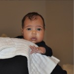 Meet Kanye West & Kim Kardashian's Baby Daughter North West