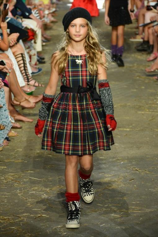 Ralph Lauren Girls Fashion Show 1002 Celeb Baby Laundry