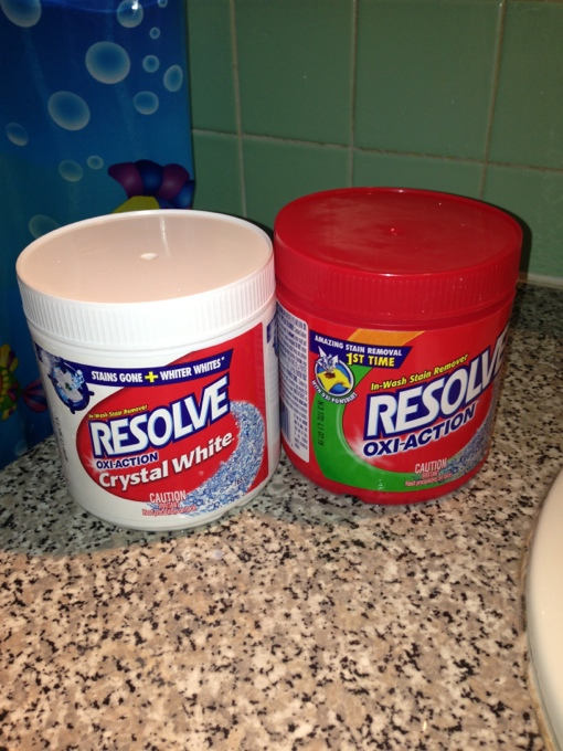 Dealing With Toddler Stains With the Help of Resolve Tip Exchange