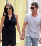 Simon Cowell and Lauren Silverman Continue Their Lovefest in St. Tropez