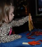 Thanksgiving Hand Gobbler Craft With Ava #shop