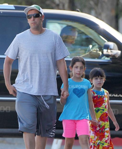 Adam Sandler: Gym Day With The Girls