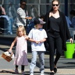Angelina Jolie: Girls Day Out In Sydney