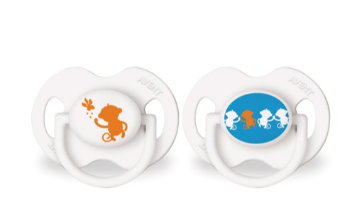 Ava Avent Monkey Limited Edition Pacifiers
