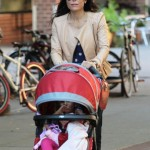 Bethenny Frankel's Big Apple Stroll With Bryn