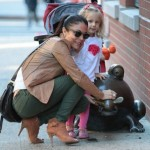 Bethenny Frankel: Strollin' in the City With Bryn