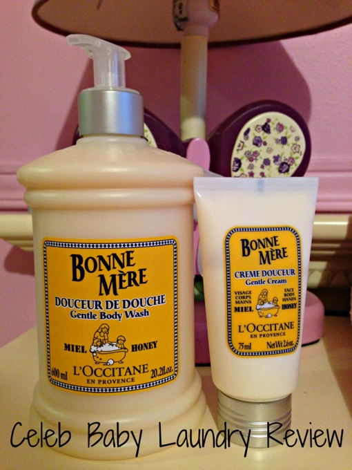 L'Occitane Bonne Mère Collection