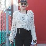 Gwen Stefani's Hip Pregnancy