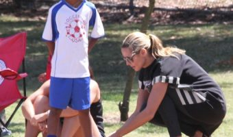 Heidi Klum: Family Soccer Day